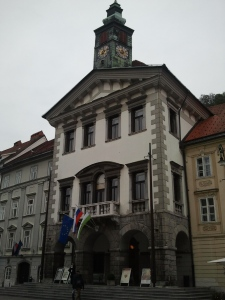Ljubljana City Hall