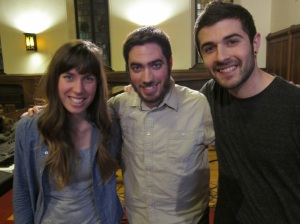 Amy, Josh, and Joey - All the Right Reasons