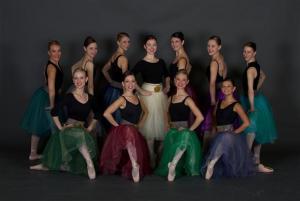 Ballet Magnificat Omega - Fall2013